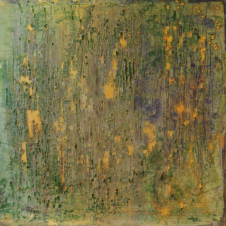 Rain - Massimo Di Stefano - Mista su tela - 600 €