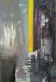 Continuum memorie - GIOVANNI GRECO - stucco, olio, vernice - 290€