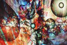 Il canto della sirena - Massimo Di Stefano - Digital Art