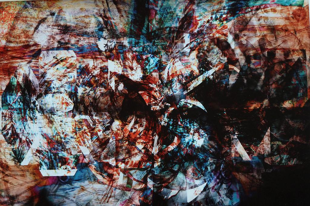 In memory of David Bowie 10 - 01 - 2016  - Massimo Di Stefano - Digital Art