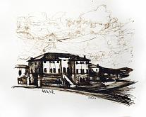 Palladio, Villa Godi 2 - Lucio Forte - China su carta - 75€