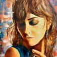 Donna - rosalba busani - Olio - 200,00€