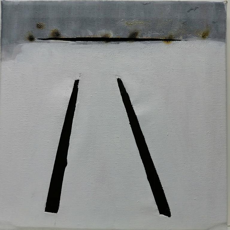 Shoah - Pietro Dell Aversana - Acrilico - 0 €