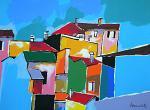 Paesaggio - Gabriele Donelli - Acrilico - 600 euro