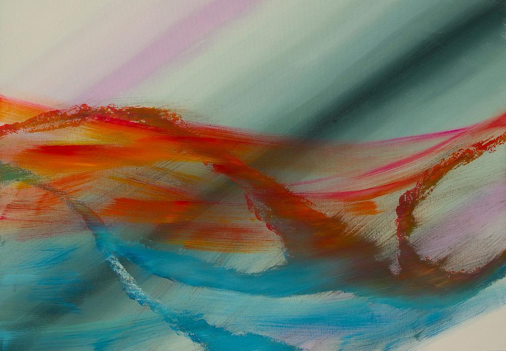 Over the rainbow - Davide De Palma - Acrilico - 900 €