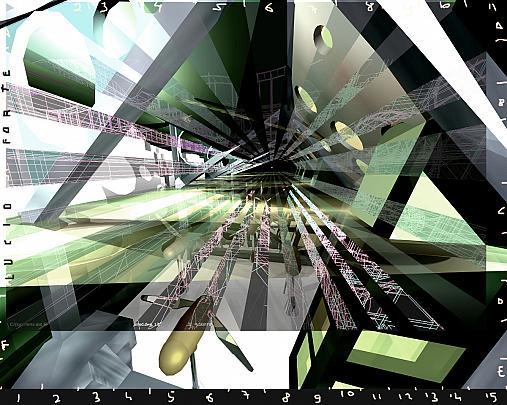 Self Energetic House - Lucio Forte - Digital Art - 119 €