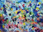 Un lampo nella notte - Antonino Puliafico - Acrilico - 2000€