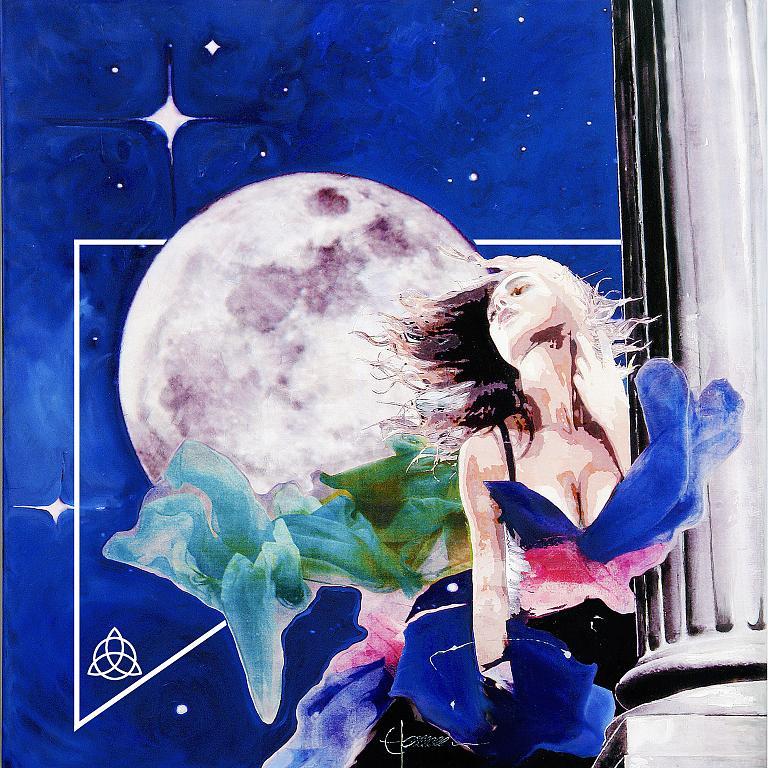 ILLECITO DONNA - Ezio Ranaldi - Digital Art - 300 €