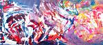 Dualism II - Davide De Palma - Action painting - 0€ - Venduto!