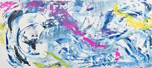 Misunderstood - Davide De Palma - Action painting - 600€