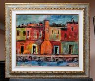 Naviglio - Aurelio Villanova - Olio - 300€