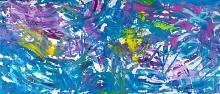 Fragrancy - Davide De Palma - Action painting - €