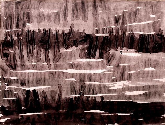 Vibrazioni in grigio - daniele Rallo  - mista - 350 €