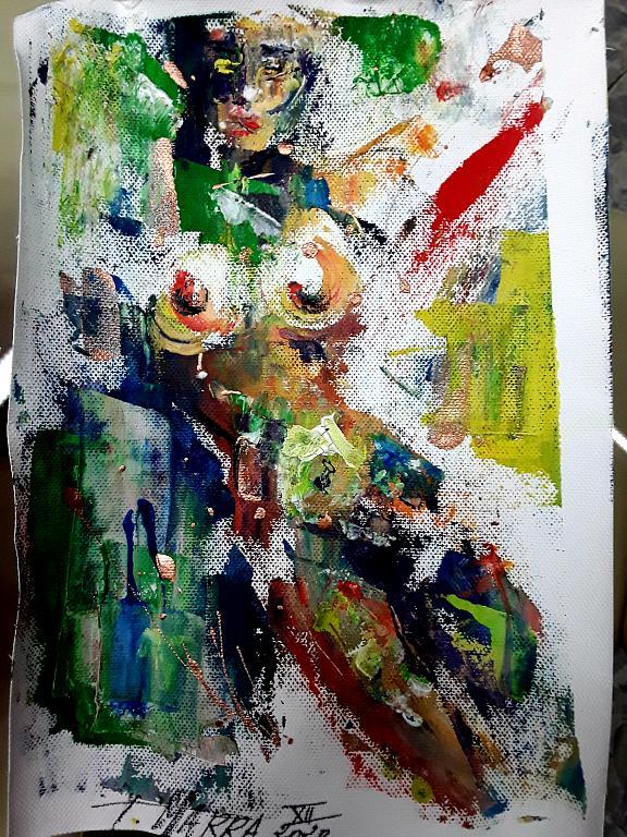 Donna - tiziana marra - Acquerello - 120,00 €