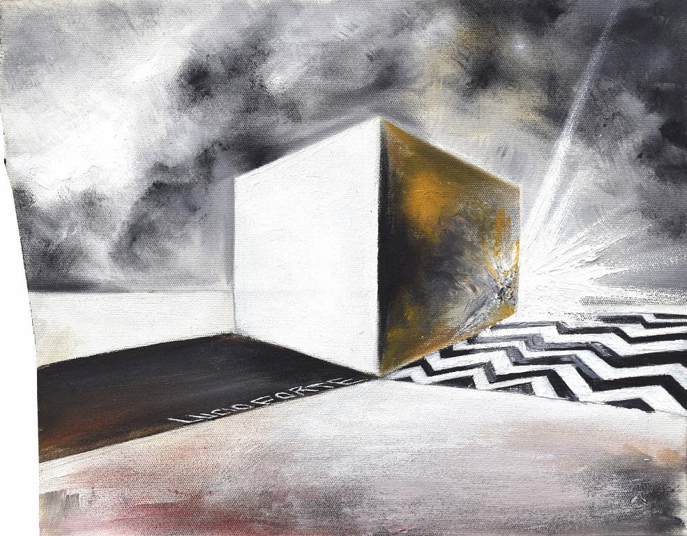 Untitled 45 - Lucio Forte - Olio - 159 €