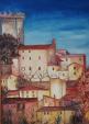 VICO PISANO - Roberta Grazia Begliomini - Olio - 700€