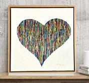 Bright Love - Colorato  - Daniela Pasqualini - Pastelli - 350€