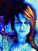 Bellezza... in blu - GRECO Bruno - Acrilico