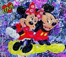 Minnie e Topolino - francesco ottobre - Digital Art - 150€