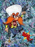 bang - francesco ottobre - Digital Art - 120€