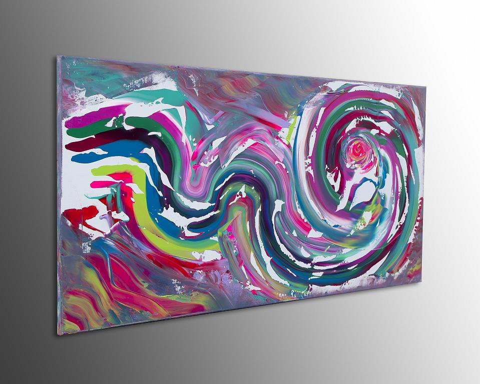 Color of emotion, 100x50 cm - Davide De Palma - Acrilico - 250 €