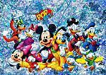banda Disney - francesco ottobre - Digital Art - 120€