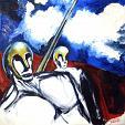 Guardians - Lucio Forte - Olio