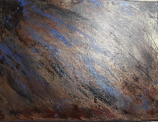 Pensieri e fantasia - Gaetano Squeo - Acrilico