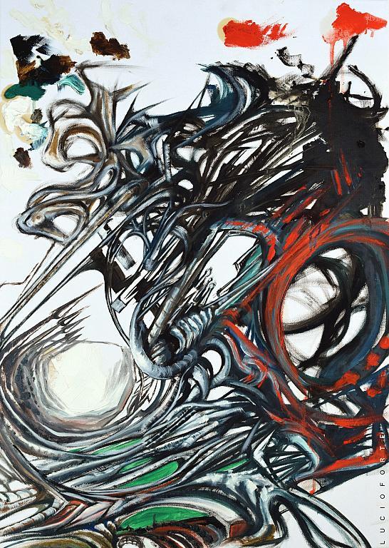 Untitled 15-16 - Lucio Forte - Olio -  €