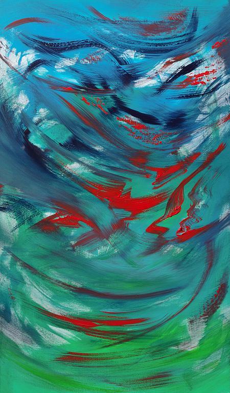 Nowness, 60x100 cm - Davide De Palma - Acrilico - 350 €