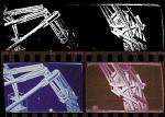 Science Fiction Library A22 - Lucio Forte - Digital Art