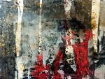 Stato confusionale  - Massimo Di Stefano - mista su carta e plastica - 400€