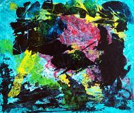 Funny soul - Massimo Di Stefano - Mista su tela - 250€