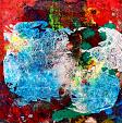L'acqua e il fuoco - Massimo Di Stefano - Mista su tela - 250€