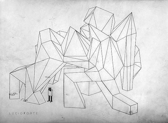 Capraia 13B - Lucio Forte - Digital Art